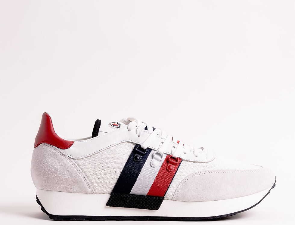 Moncler New Horace Sneakers In White