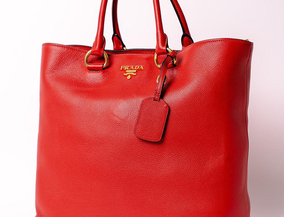 Prada Shopping Bag front view