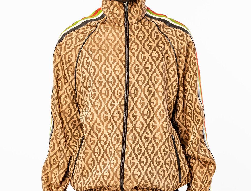 "Gucci ""G"" Rhombus Jacket"