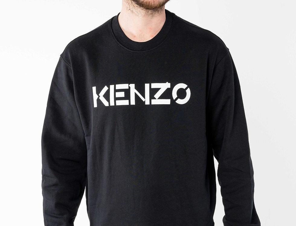 Kenzo 'Logo' Sweatshirt In Black