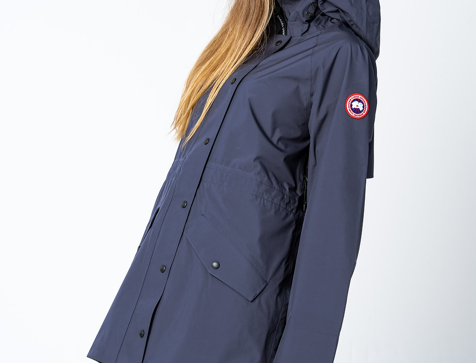 Canada Goose - Trinity Jacket In Navy