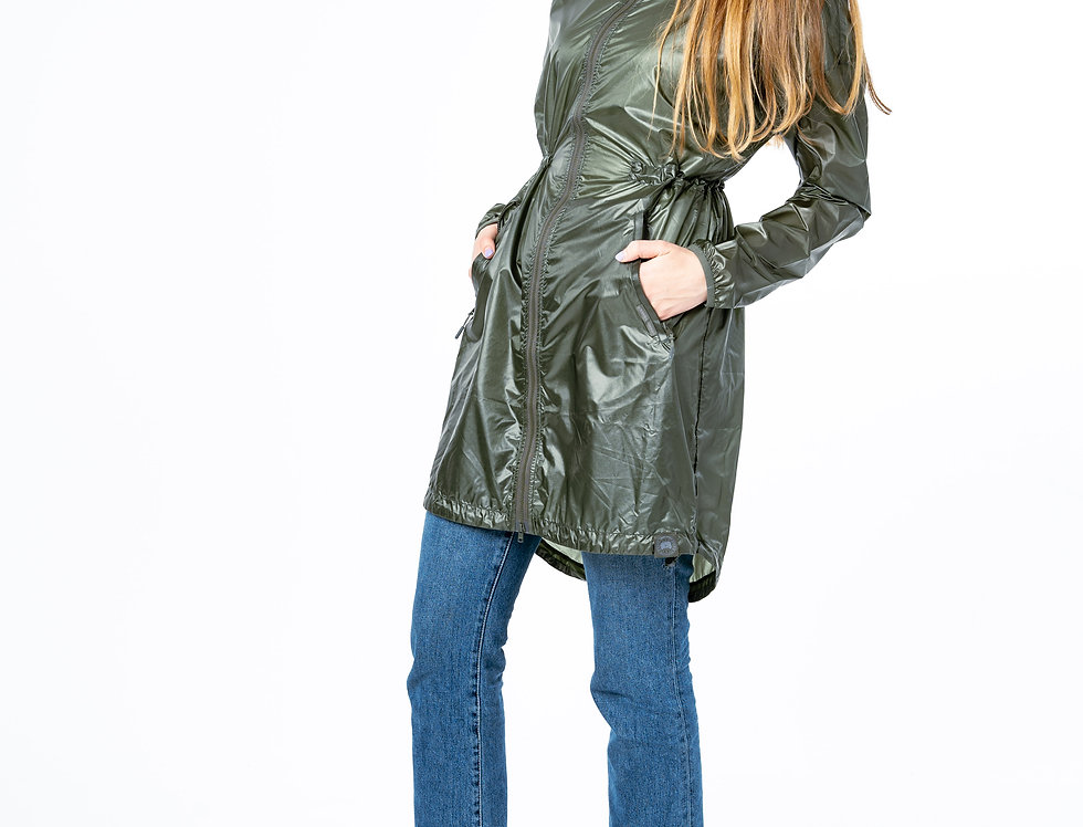 Canada Goose - Rosewell Jacket In Sage