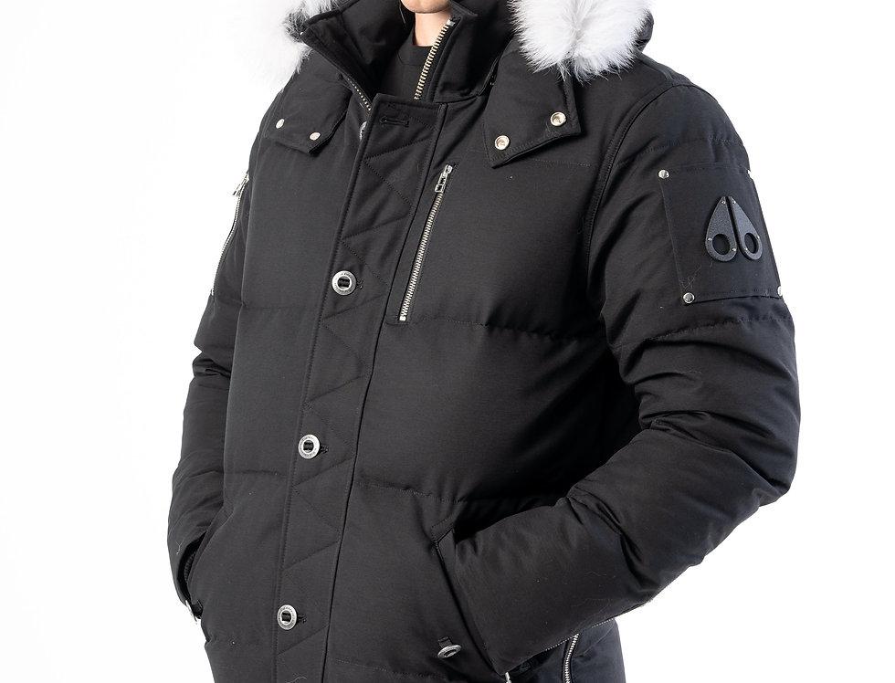 Moose Knuckles 3Q Jacket In Black