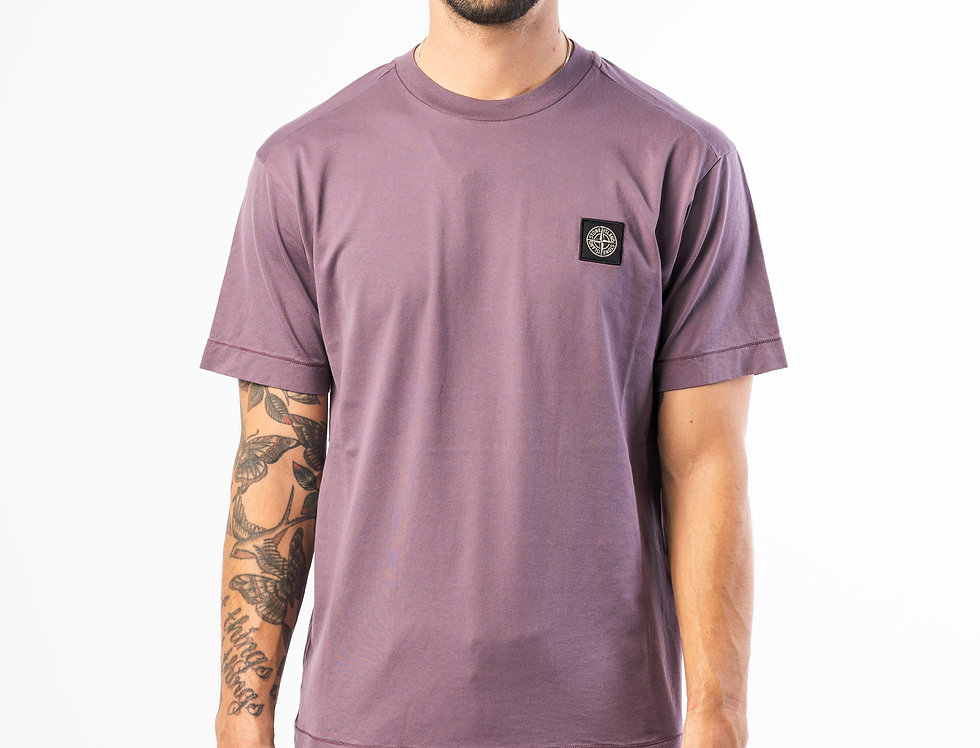 Stone Island Compass T-shirt In Sage
