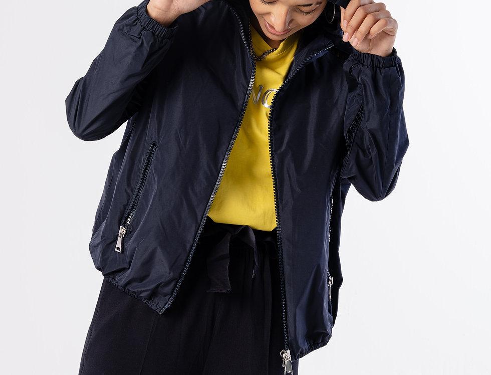 Moncler Jacket In Navy