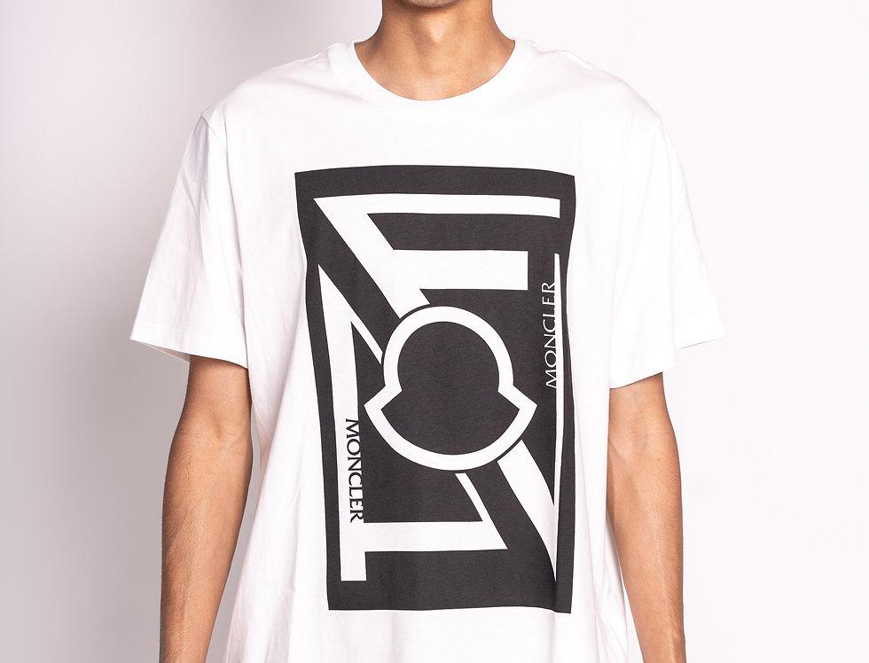 Moncler x Craig Green Short-Sleeved T-shirt in White