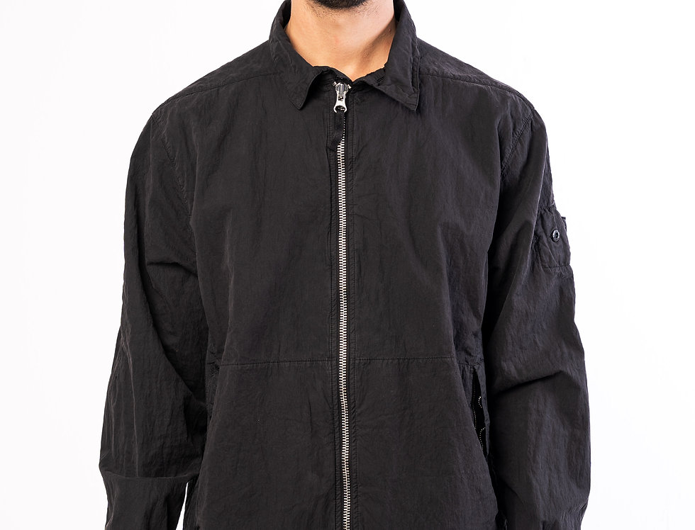 Stone Island Shadow Project Jacket In Black