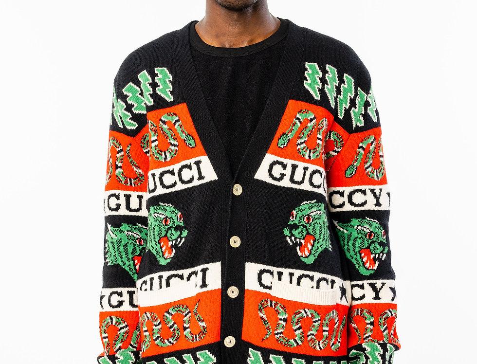 Gucci Multi- Coloured Cardigan