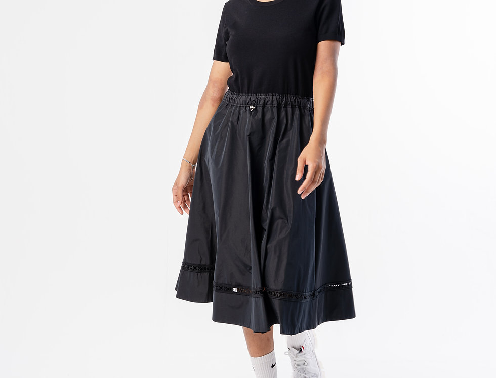 Moncler Tricto Dress  In Black
