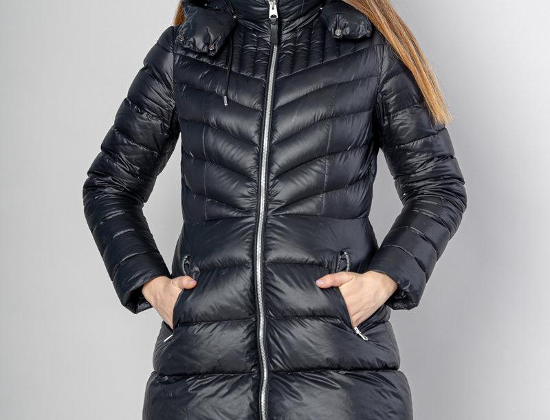 Mackage Lara Coat In Black