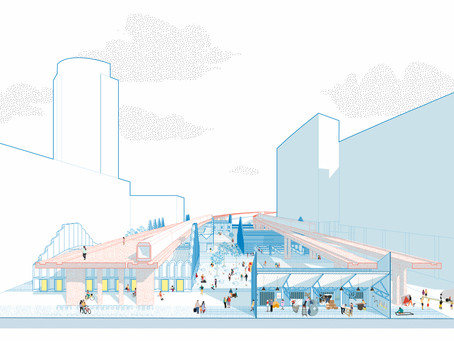 Our project for Piarcoplein (E14) has been shortlisted!