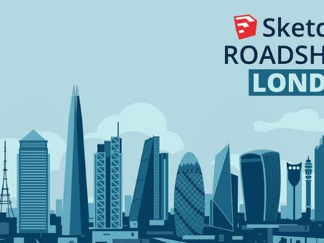 London #SketchUp Roadshow 2019