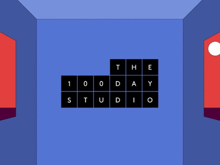 100 Day Studio by The Architecture Foundation