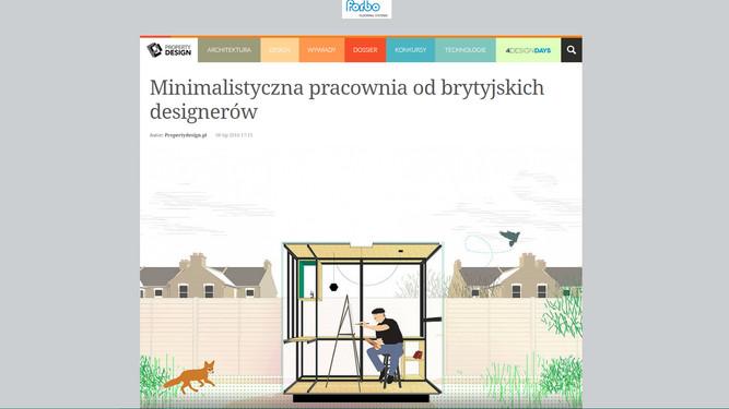 Minima Moralia to niezwykły pomysł dwóch brytyjskich designerów: Tomaso`a Boanoa i Jonasa Prišmo