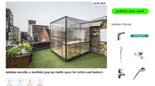 ...and then you open internet and find out you're on DESIGNBOOM!