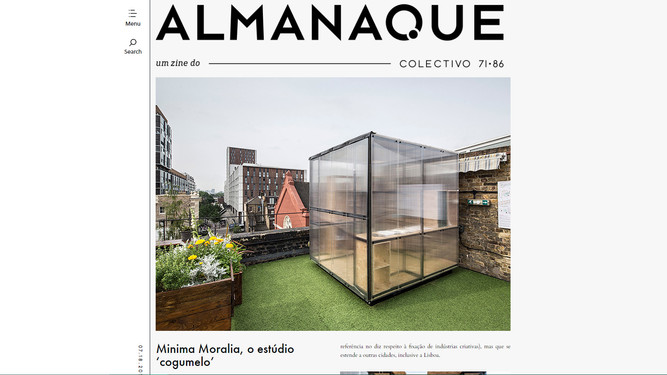 Big thank to ALMANAQUE for this great article!
