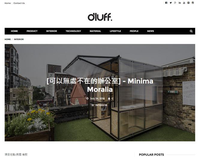 DLUFF - China