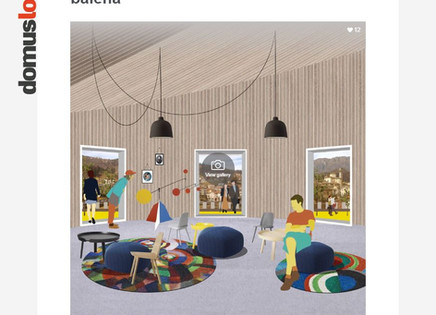 Thanks Domus for loving our projects