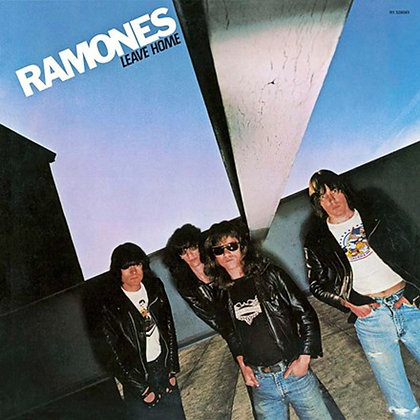RAMONES : LEAVE HOME (LIMITED EDITION COLORED VINYL)