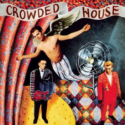 CROWDED HOUSE : CROWDED HOUSE (180G VINYL)