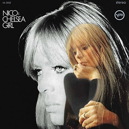 NICO : CHELSEA GIRL (180G COLORED VINYL LP)