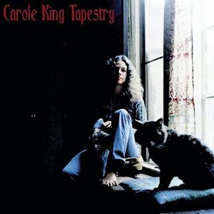 CAROLE KING : TAPESTRY (50TH ANNIVERSARY REISSUE/VINYL LP)