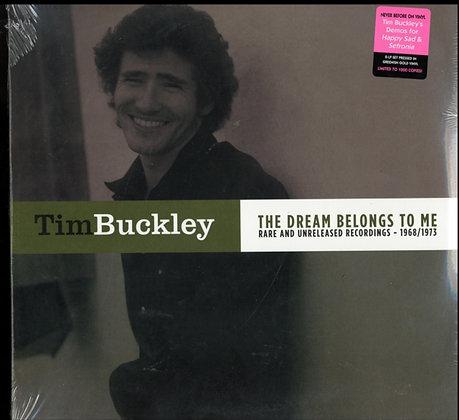 TIM BUCKLEY : DREAM BELONGS TO ME (LIMITED 2LP GOLD VINYL EDITION)