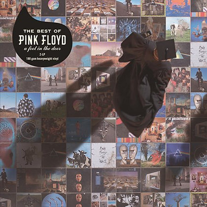 PINK FLOYD : BEST OF PINK FLOYD - A FOOT IN DOOR (2LP/180G VINYL)
