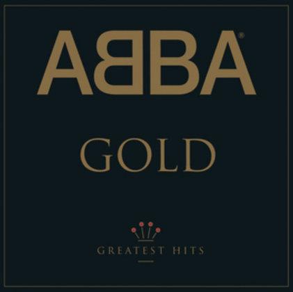 ABBA : GOLD - GREATEST HITS (2LP VINYL)