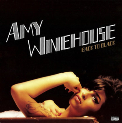 AMY WINEHOUSE : BACK TO BLACK (VINYL / LP)