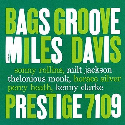 MILES DAVIS : BAGS GROOVE (COLORED VINYL LP)