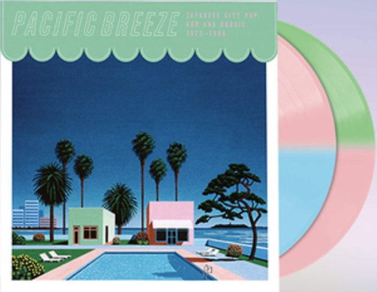 VARIOUS ARTIST : PACIFIC BREEZE JAPANESE CITY POP, AOR & BOOGIE 1976-1986
