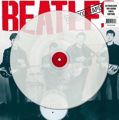 THE BEATLES : DECCA TAPES (180G LP / LIMITED EDITION CLEAR VINYL)