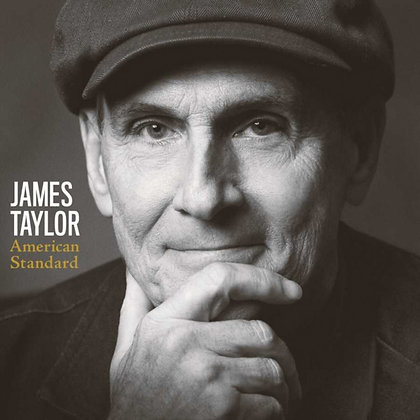 JAMES TAYLOR : AMERICAN STANDARD (LIMITED EDITION / 180G METALLIC GOLD VINYL)