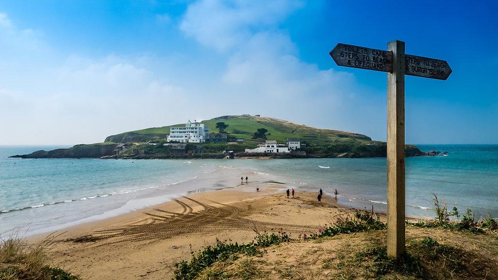 South Devon, Burgh Island Guided Walk