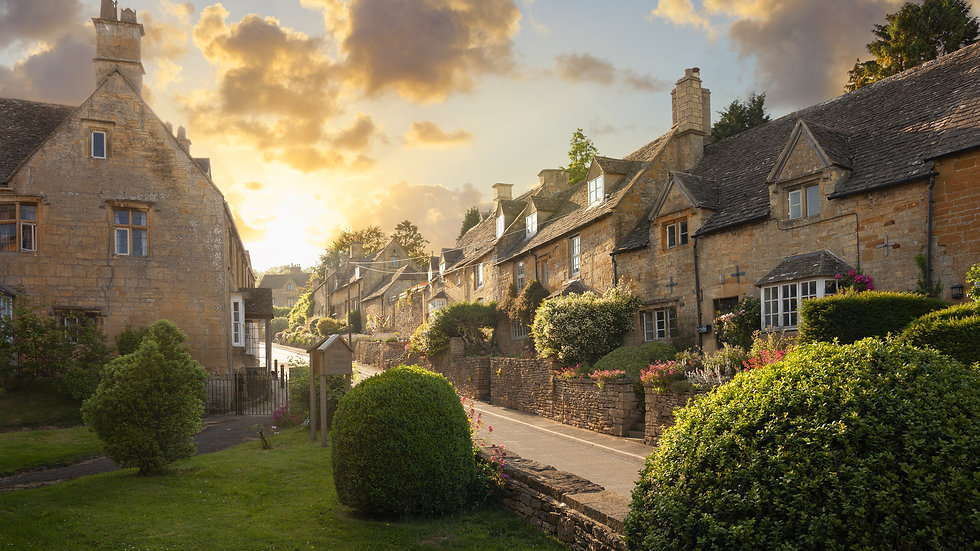 The Glorious Cotswolds  Guided Walks