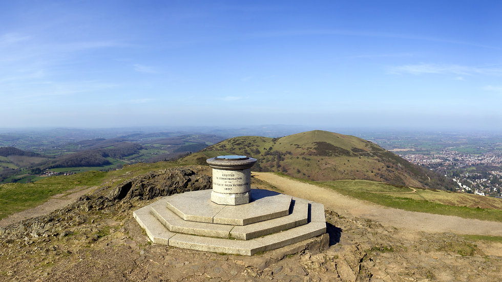 The Malvern Hills - End to End Walking Holidays