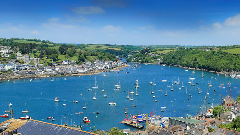 The Cornish Riviera - Transport Included