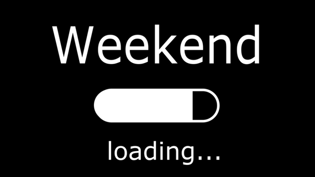 A Productive week.