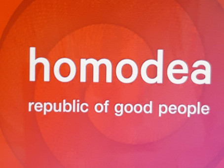 Homodea - republic of good people