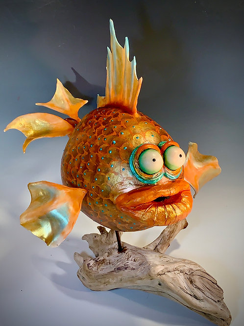 Prehistoric Goldfish