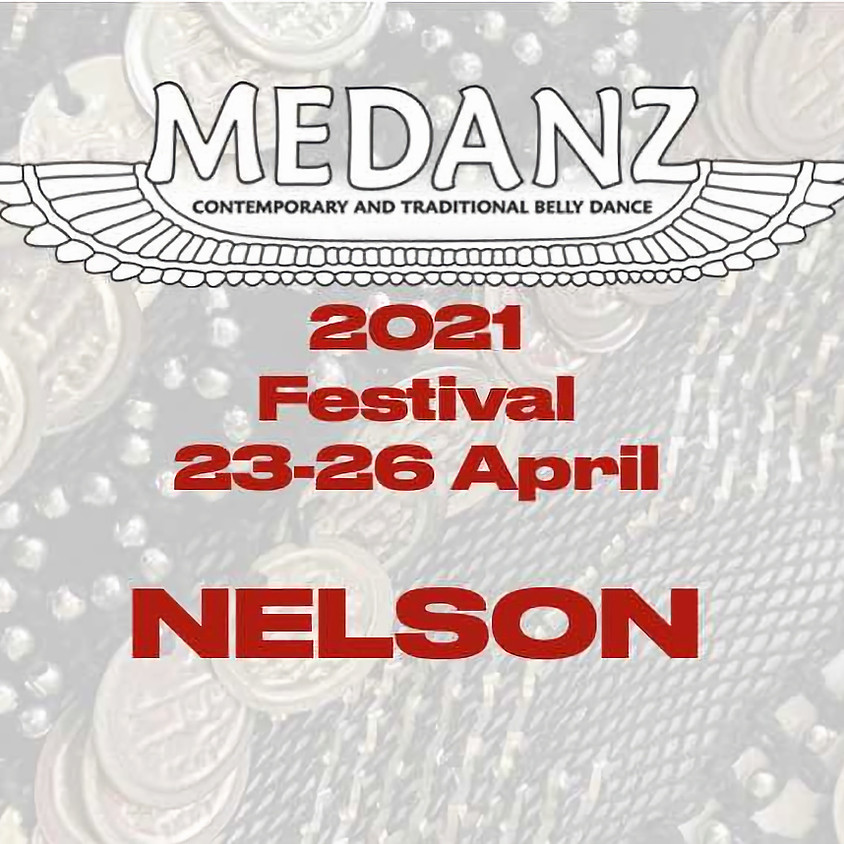 Tickets to MEDANZ Festival 2021, Nelson