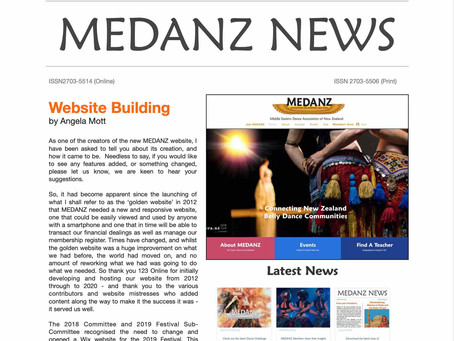 MEDANZ News October 2020