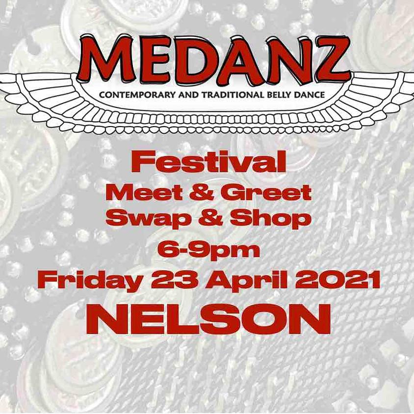 MEDANZ Festival - Meet & Greet PLUS Swap & Shop