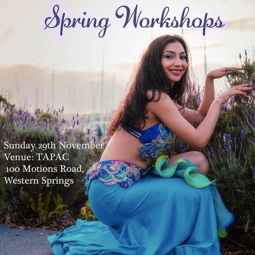 Spring Workshops - Auckland