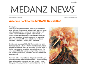 MEDANZ News June 2020