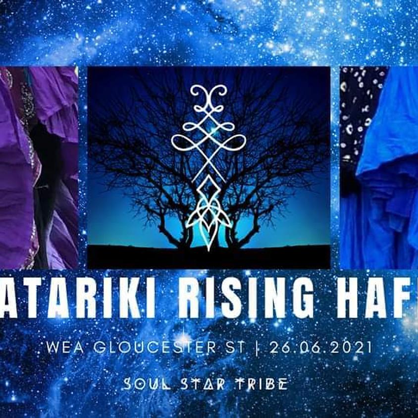 Matariki Rising Winter Hafla