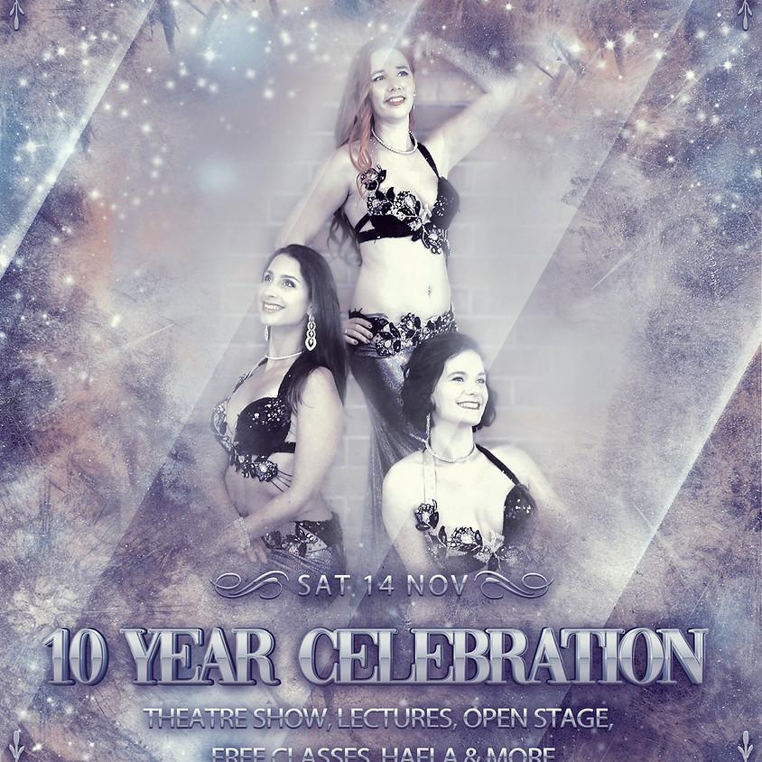 Phoenix Belly Dance FREE 10th Birthday Celebration Activities - Auckland