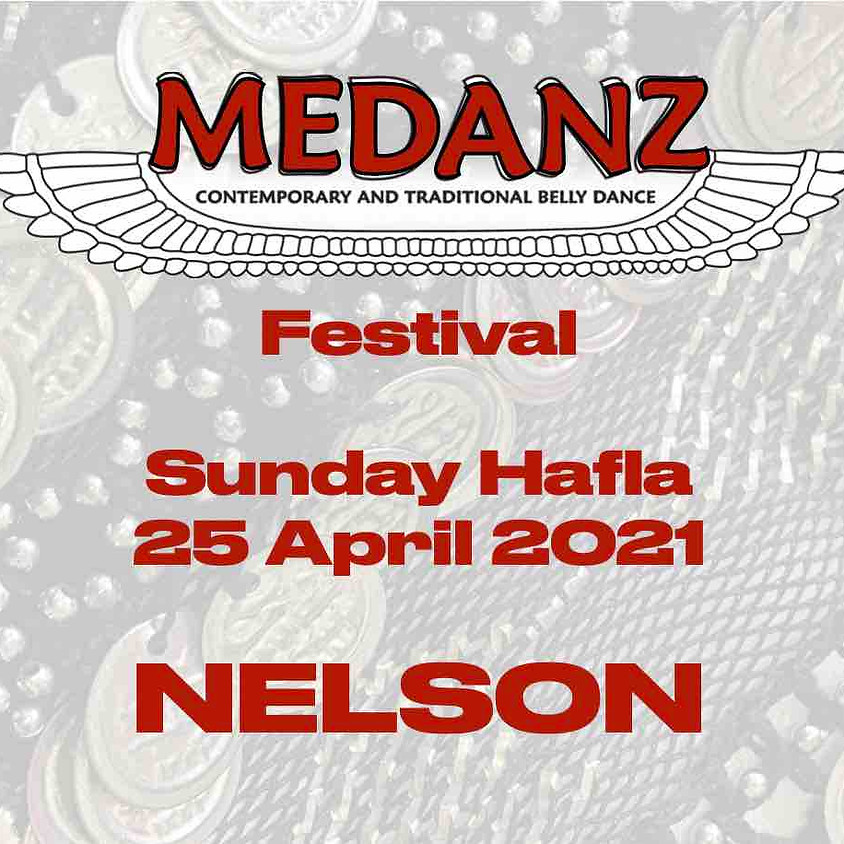 MEDANZ Festival Hafla 2021