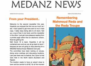 MEDANZ News August 2020